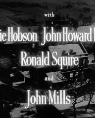 Main title from The Rocking Horse Winner (1949) (4).  With Valerie Hobson John Howard Davies, Ronald Squire and John Mills