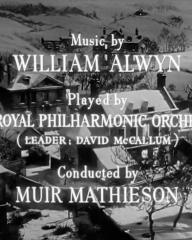 Main title from The Rocking Horse Winner (1949) (9).  Music by William Alwyn.  Played by the Royal Philharmonic Orchestra (Leader David McCallum).  Conducted by Muir Mathieson