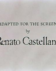 Main title from Romeo and Juliet (1954) (3).  Adapted for the screen by Renato Castellani
