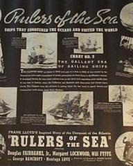Lobby card from Rulers of the Sea (1939) (3)