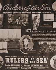 Lobby card from Rulers of the Sea (1939) (4)