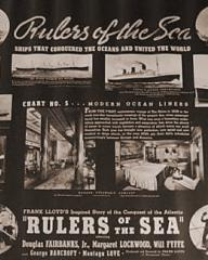 Lobby card from Rulers of the Sea (1939) (6)