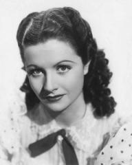 Margaret Lockwood in a publicity shot from Rulers of the Sea