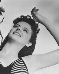 "Gains Acting Plum – Winning candidate in an exhaustive series of screen tests, Margaret Lockwood, brunette English actress with but one Hollywood picture to her credit previously, is the romantic female lead in the cast of ""Rulers of the Sea"", Paramount's new Frank Lloyd production."