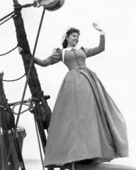 Margaret Lockwood (as Mary Shaw) in a photograph from Rulers of the Sea (1939) (6)