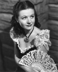 Margaret Lockwood (as Mary Shaw) in a photograph from Rulers of the Sea (1939) (9)