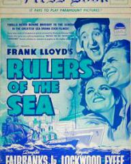 Poster for Rulers of the Sea (1939) (10)
