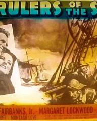 Poster for Rulers of the Sea (1939) (12)