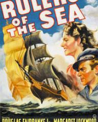 Poster for Rulers of the Sea (1939) (13)