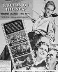 Poster for Rulers of the Sea (1939) (5)