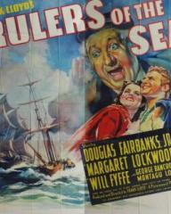 Poster for Rulers of the Sea (1939) (6)