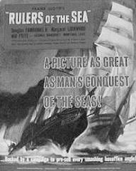 Poster for Rulers of the Sea (1939) (7)