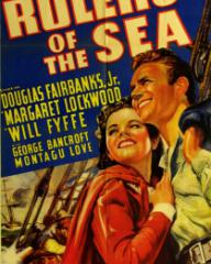 Poster for Rulers of the Sea (1939) (9)