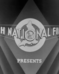 Main title from Sabotage at Sea (1942) (1). British National Films Ltd presents