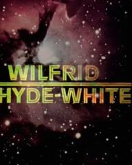 Main title from the 1978 'Saga of a Star World' story of Battlestar Galactica (1978-79) (11). Wilfrid Hyde-White