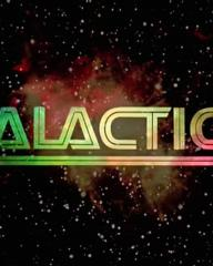 Main title from the 1978 'Saga of a Star World' story of Battlestar Galactica (1978-79) (3)