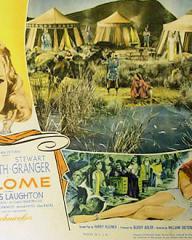 Lobby card from Salome (1953) (1)