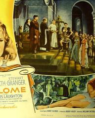 Lobby card from Salome (1953) (2)