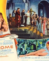 Lobby card from Salome (1953) (3)