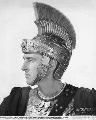 Stewart Granger (as Commander Claudius) in a photograph from Salome (1953) (11)