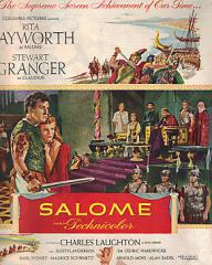 Poster for Salome (1953) (4)