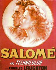 Poster for Salome (1953) (5)
