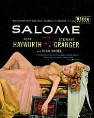 Record sleeve from Salome (1953) (1)