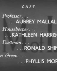 Main title from Salvage with a Smile (1940) (3). Aubrey Mallalieu, Kathleen Harrison, Ronald Shiner, Phyllis Morris