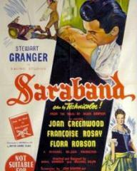 Australian poster for Saraband for Dead Lovers (1948) (2)