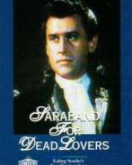 Australian video cover from Saraband for Dead Lovers (1948) (1)