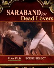 DVD cover of Saraband for Dead Lovers (1948) (2)