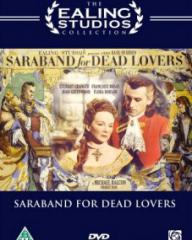 Saraband for Dead Lovers DVD from Ealing, 2007