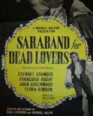 Poster for Saraband for Dead Lovers (1948) (4)