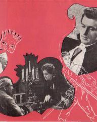 Yugoslav poster for Saraband for Dead Lovers (1948) (4)