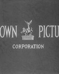 Main title from The Scamp (1957) (1). Renown Pictures Corporation