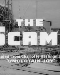 Main title from The Scamp (1957) (5). Adapted from Charlotte Hastings' play 'Uncertain Joy'