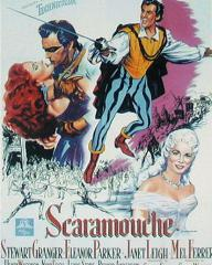 French poster for Scaramouche (1952) (1)