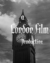 Main title from The Scarlet Pimpernel (1934) (1). A London Film production