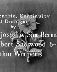Main title from The Scarlet Pimpernel (1934) (3)