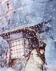 Main title from Scrooge (1970) (28). Directed by Ronald Neame