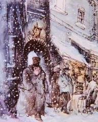 Main title from Scrooge (1970) (6). Edith Evans