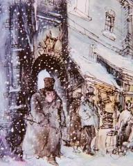 Main title from Scrooge (1970) (7). Kenneth More