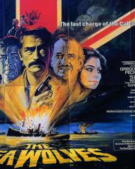 Poster for The Sea Wolves (1980)