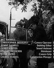 Main title from Seance on a Wet Afternoon (1964) (7)