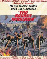 Poster for The Secret Invasion (1964) (1)