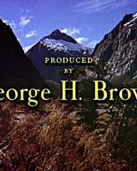 Main title from The Seekers (1954) (11). Produced by George H Brown