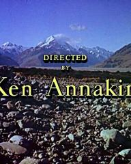 Main title from The Seekers (1954) (12). Directed by Ken Annakin