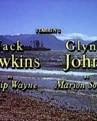 Main title from The Seekers (1954) (4). Starring Jack Hawkins as Phillip Wayne, Glynis Johns as Marion Southey