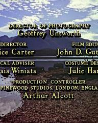 Main title from The Seekers (1954) (7)