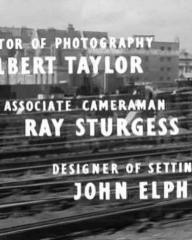 Main title from Seven Days to Noon (1950) (3)